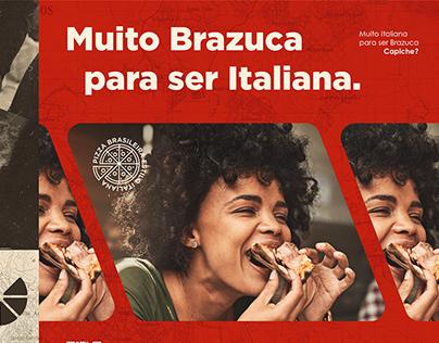 Vostra Pizza | Identidade Visual