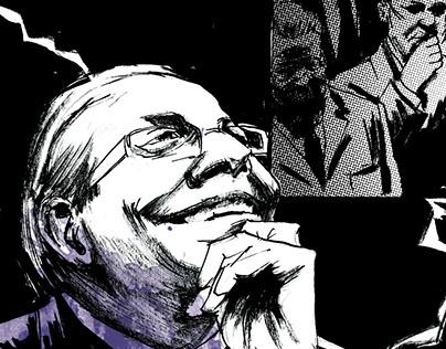 Eduardo Cunha - Jornalismo em Quadrinhos