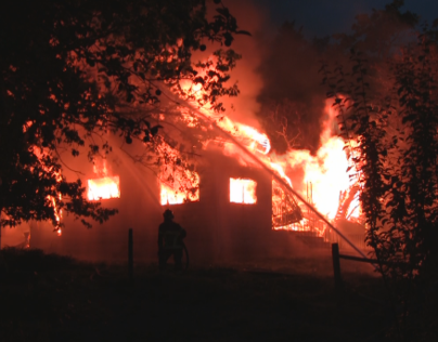 Newberg Fire Department Burn to Learn Video