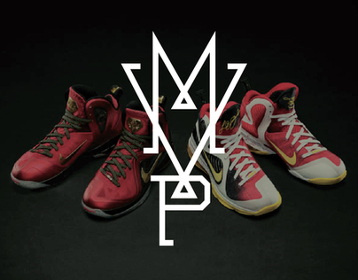 Lebron MVP Logotype (2012)
