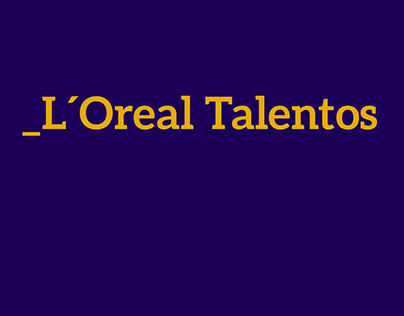 L'ORÉAL CORPORATE - L'Oréal Talentos