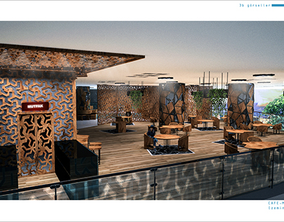 Rükn Cultural Arts Center(KONYA/TURKEY)Project 7