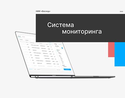 Monitoring System —Система мониторинга