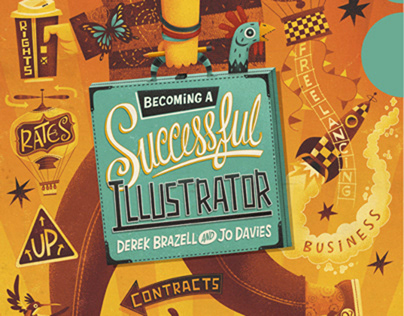 Becoming a Successful Illustrator - book cover