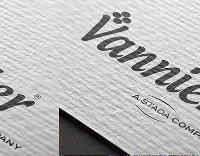 Branding - Laboratorio Vannier A STADA Company