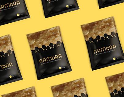 Nambra - Italian snack food Packaging