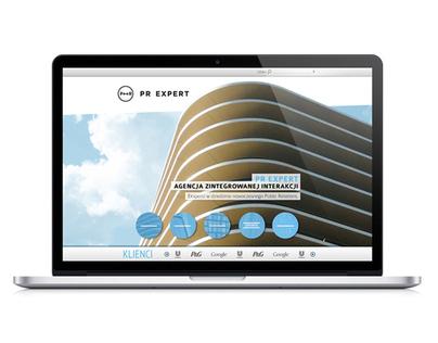PR Expert - website