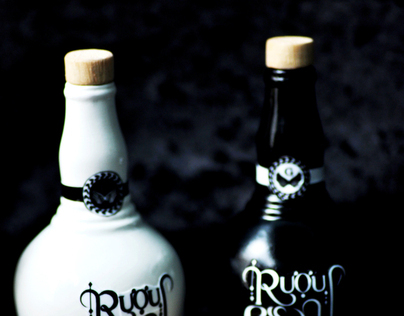 Rượu Gò Đen - GoDen Vodka - Vietnamese Vodka