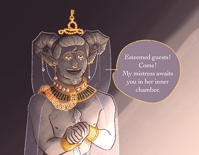 Goat Servant (1)