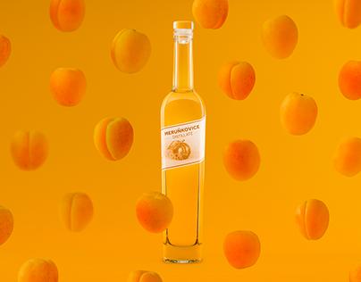 Czech distillates label redesign