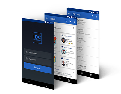 IDC Connect - Mobile App