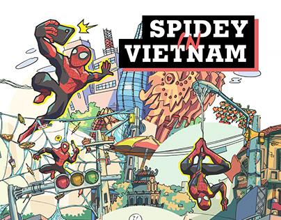 SPIDEY IN VIETNAM