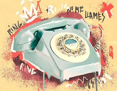 Girl Phone