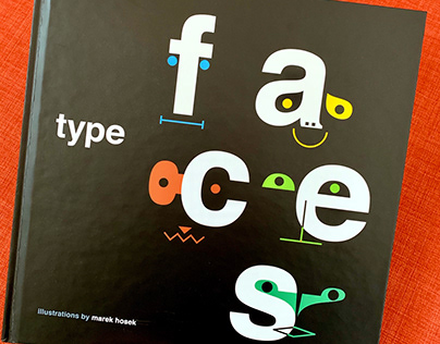 Type Faces Book
