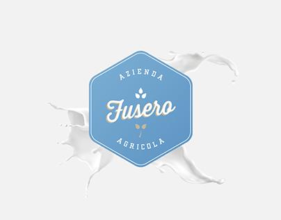 Azienda Agricola Fusero - Identity design