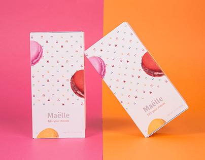 Maëlle - Brand design