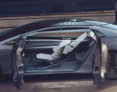 AUDI AICON - Autonomous Driving Experience