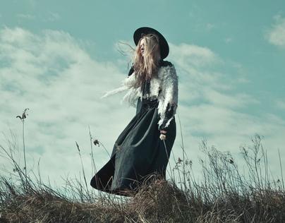 Amish for Label Magazine