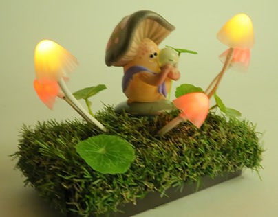 Arduino Mushroom LEDs