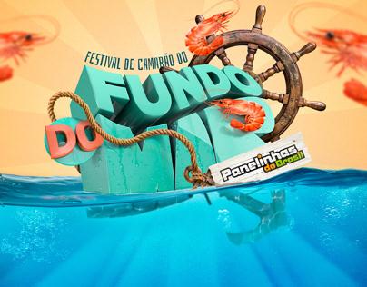Panelinhas do Brasil - Campanha Festival Fundo do Mar