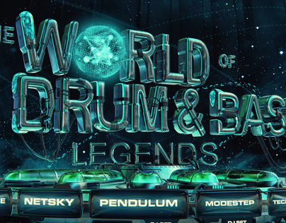 The World of Drum'&'Bass