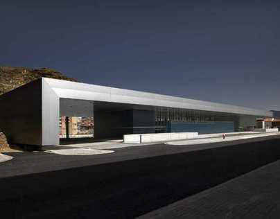 New Calatayud Bus Station