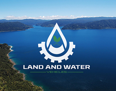 Logo for land and water vehicles