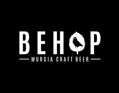 Behop | Murgia Craft Beer Corporate Identity