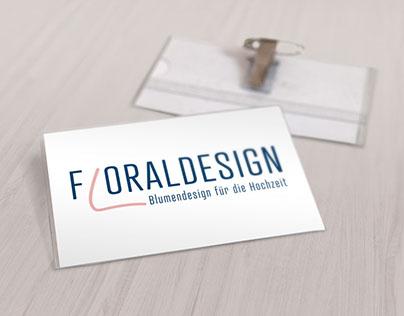 Logodesign für Floraldesign.at