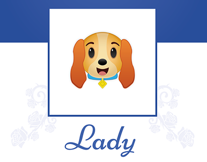 Emoji contest - Lady and the Tramp