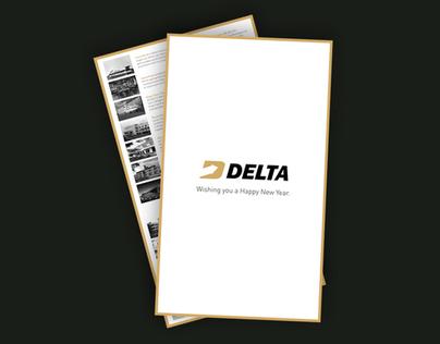 Delta Corp Calendar 2012