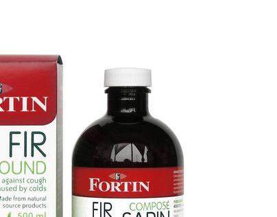 Revitalisation de marque - Sapin Fortin