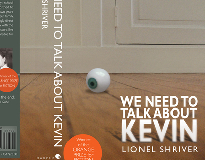 Bookcover: We Need to Talk About Kevin