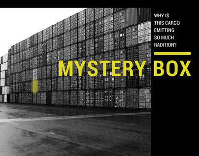 Feature Spread: Mystery Box