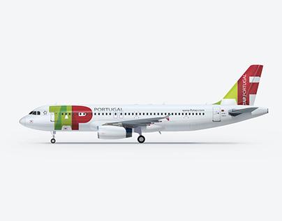 Tap Portugal Rebrand