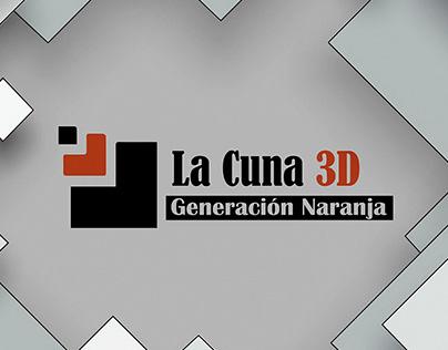 La cuna 3D AR