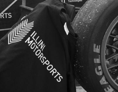 Illini Motorsports / IFR Branding