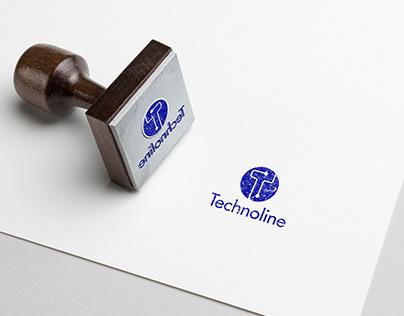 Technoline IT Company Brand Identity Concept