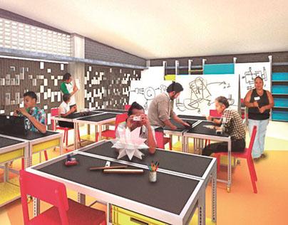 PARQUES EDUCATIVOS // Medellin 2013