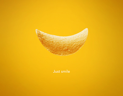 Minimalist advertising posters