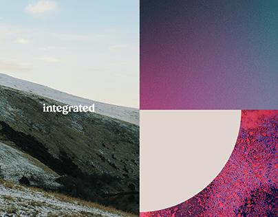 Integrated | Brand Identity & Web