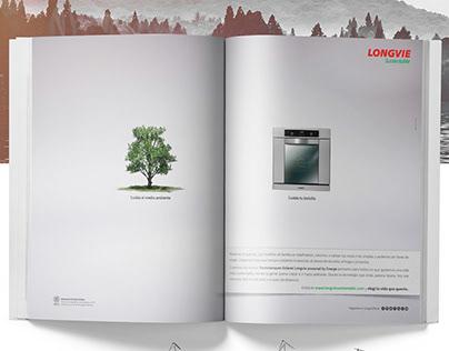 Lonvie   Graphic Campaign