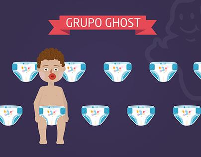 Grupo Ghost - Suavecel - Fortissue - Nunex
