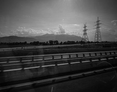 Highway scenes