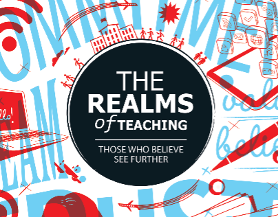 Encontro de Ensino - The Realms of Teaching