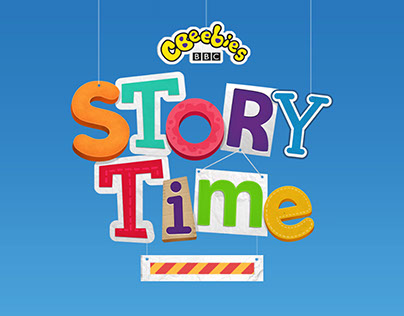 CBeebies Storytime App Visuals