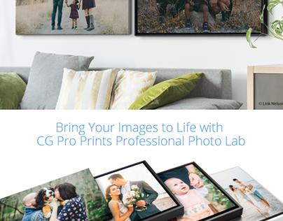 CG Pro Professional Photography Lab
