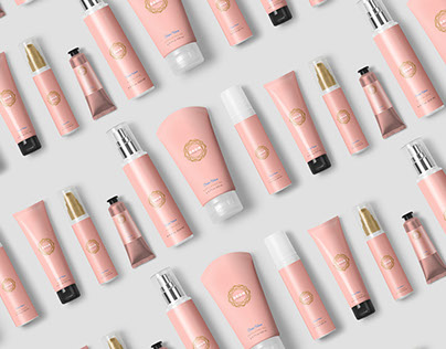SKON Cosmetics - Visual Identity