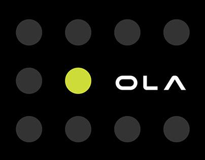 Ola Branding ( concept )