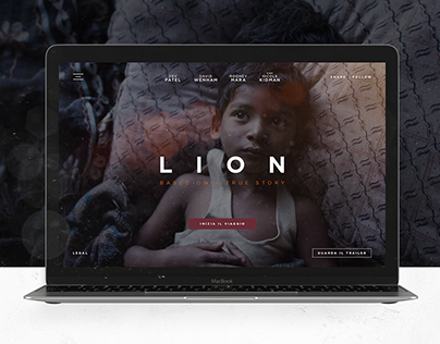 Lion -  Website